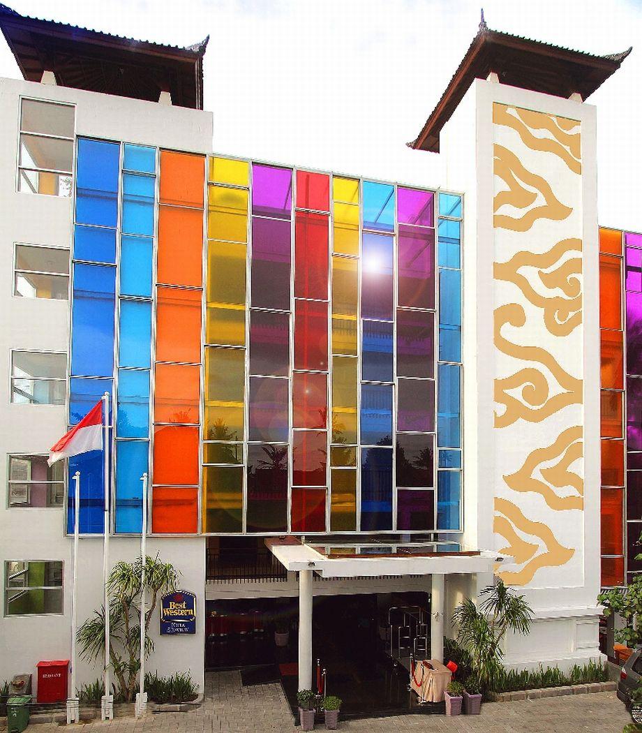 Hotel Photos Best Western Hotel Kuta Beach Bali Pixwizard