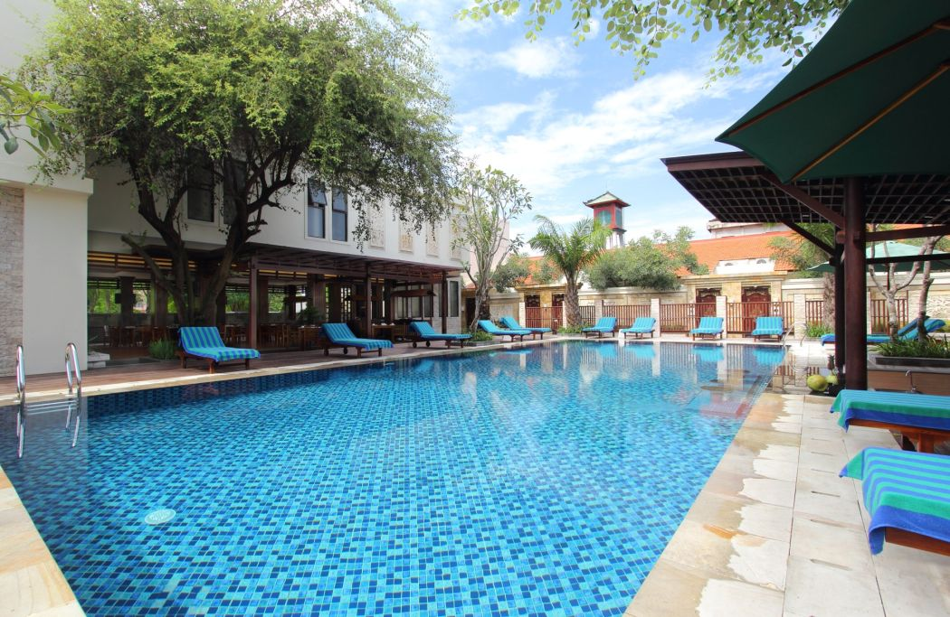 Best Western Kuta Villa Superior Room