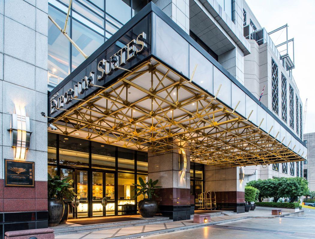 Hotel photos emporium suites by chatrium pixwizard for Design hotel 5